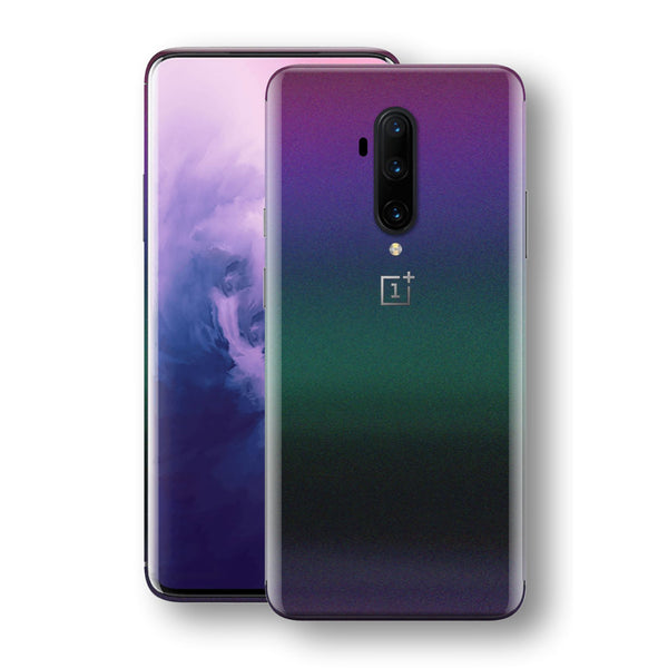 OnePlus 7T PRO Chameleon DARK OPAL Skin Wrap Decal Cover by EasySkinz