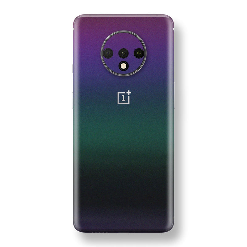 OnePlus 7T Chameleon DARK OPAL Skin Wrap Decal Cover by EasySkinz
