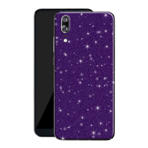 Huawei P20 Diamond Purple Shimmering, Sparkling, Glitter Skin, Decal, Wrap, Protector, Cover by EasySkinz | EasySkinz.com