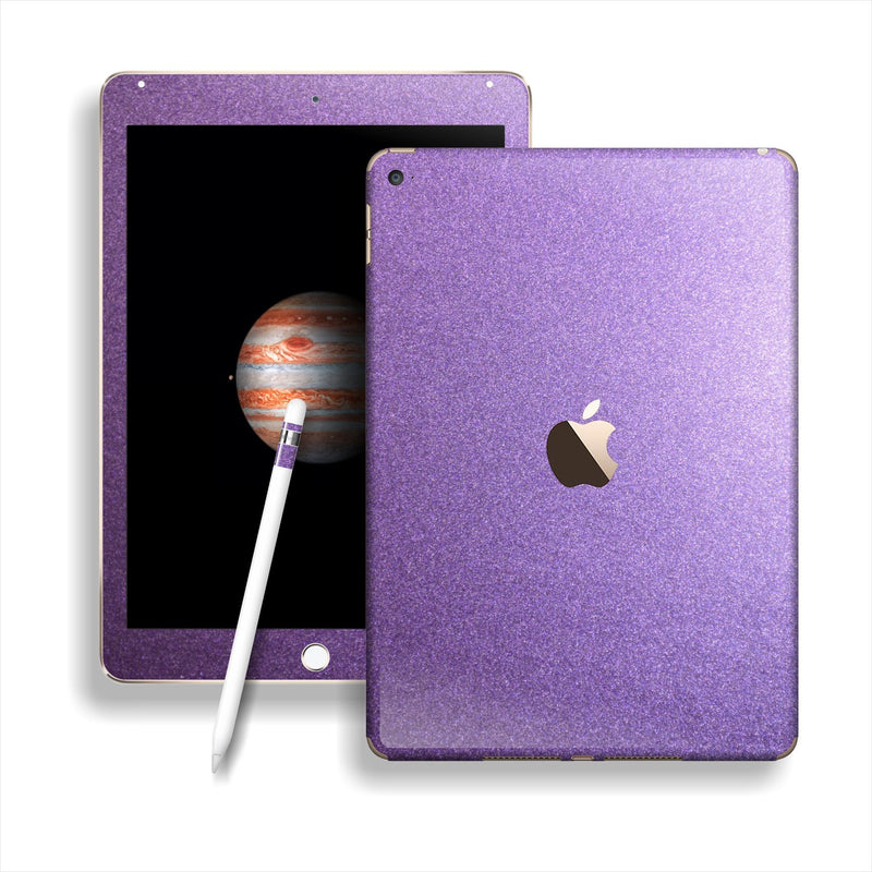 iPad PRO Matt Matte VIOLET Metallic Skin Wrap Sticker Decal Cover Protector by EasySkinz