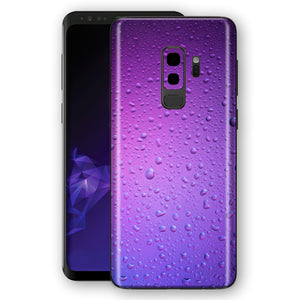 Samsung Galaxy S9+ PLUS Signature PURPLE RAIN Skin, Decal, Wrap, Protector, Cover by EasySkinz | EasySkinz.com