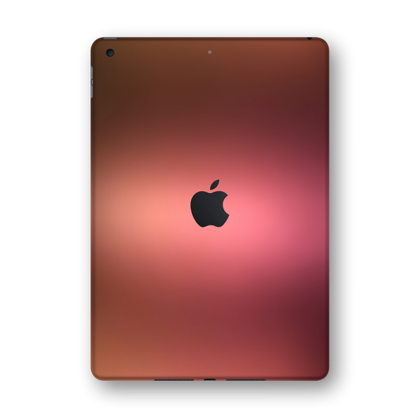 "iPad 10.2"" (7th Gen, 2019) Chameleon Aubergine Bronze Colour-Changing Skin Wrap Sticker Decal Cover Protector by EasySkinz"