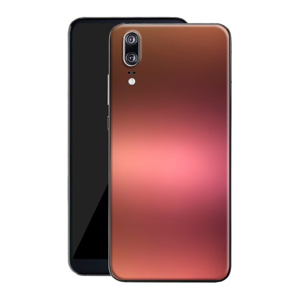 Huawei P20 Chameleon Aubergine Bronze Colour-Changing Skin, Decal, Wrap, Protector, Cover by EasySkinz | EasySkinz.com