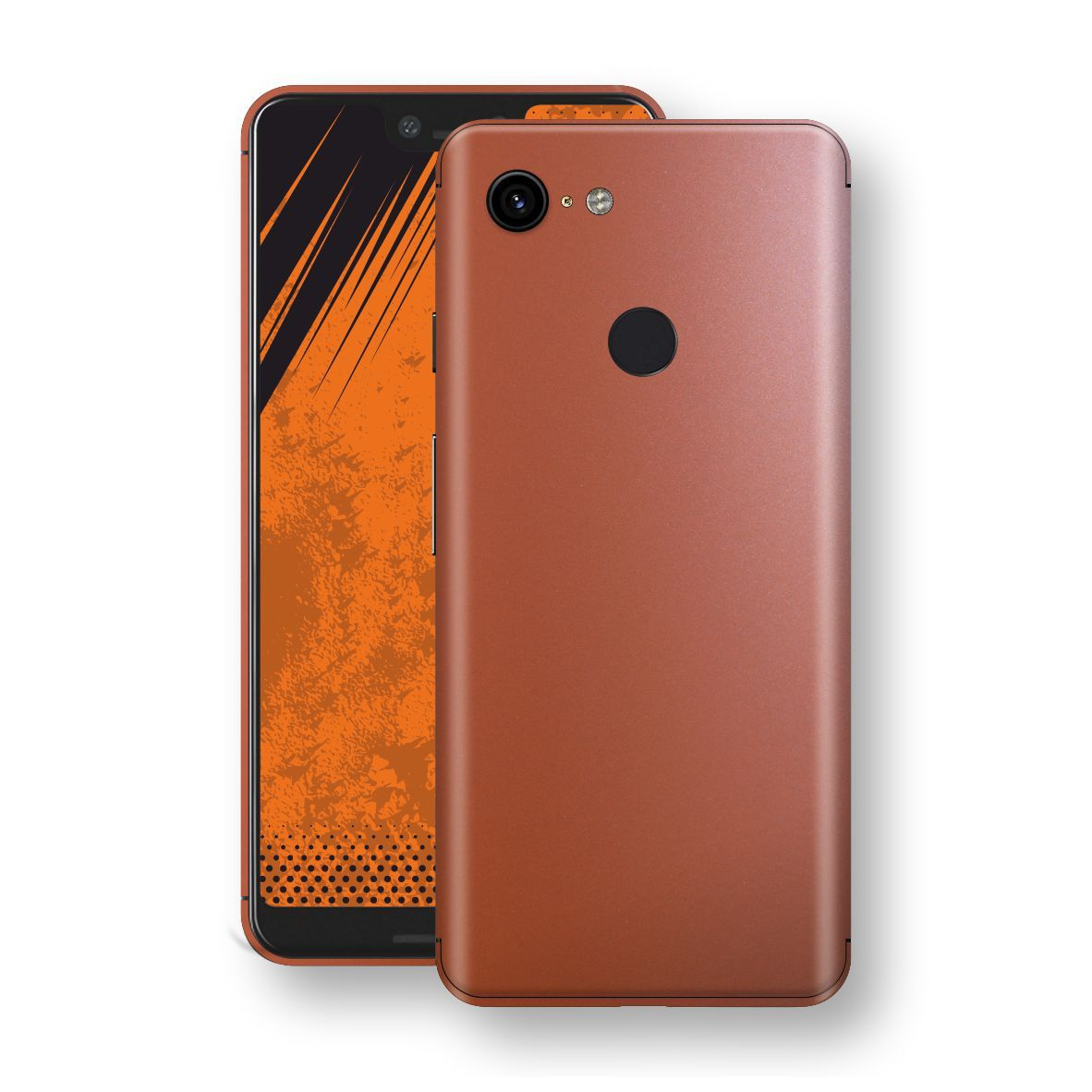Google Pixel 3 XL Rose Gold Matt Metallic Skin, Decal, Wrap, Protector, Cover by EasySkinz | EasySkinz.com