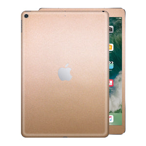 iPad 9.7 inch 2017 Luxuria Rose Gold Metallic Skin Wrap Decal Protector | EasySkinz