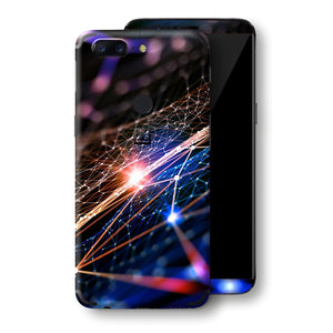 OnePlus 5T Hi-Tech Skin, Decal, Wrap, Protector, Cover by EasySkinz | EasySkinz.com