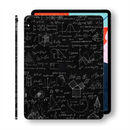 "iPad PRO 11"" inch 2018 Signature Science Printed Skin Wrap Decal Protector 