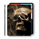 "iPad PRO 11"" inch 2018 Signature Voodoo Skull Printed Skin Wrap Decal Protector 