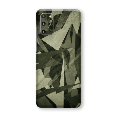 Samsung Galaxy S20+ PLUS SIGNATURE CAMO Fabric Skin, Wrap, Decal, Protector, Cover by EasySkinz | EasySkinz.com