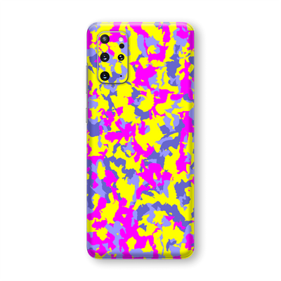 Samsung Galaxy S20+ PLUS Print Printed Custom SIGNATURE Candy Camo Skin Wrap Sticker Decal Cover Protector by EasySkinz
