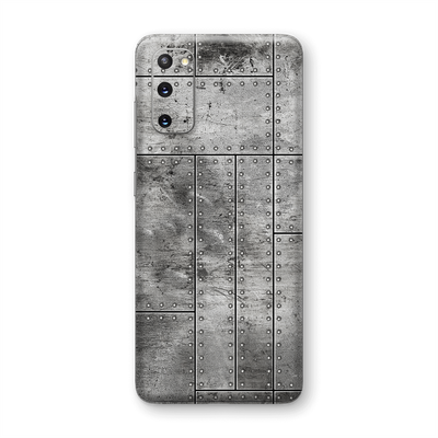 Samsung Galaxy S20 Print Custom SIGNATURE Aircraft Fuselage Skin Wrap Decal by EasySkinz