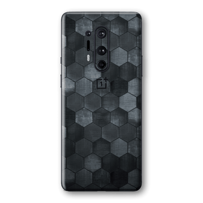 OnePlus 8 PRO SIGNATURE Slate Honeycomb Tiles Skin, Wrap, Decal, Protector, Cover by EasySkinz | EasySkinz.com