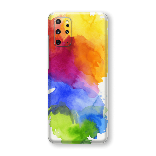 Samsung Galaxy S20+ PLUS Print Custom Signature AQUARELLE Skin Wrap Decal by EasySkinz