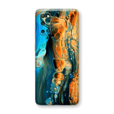 Samsung Galaxy S20 Print Printed SIGNATURE Alcohol Ink Art Skin, Wrap, Decal, Protector, Cover by EasySkinz | EasySkinz.com