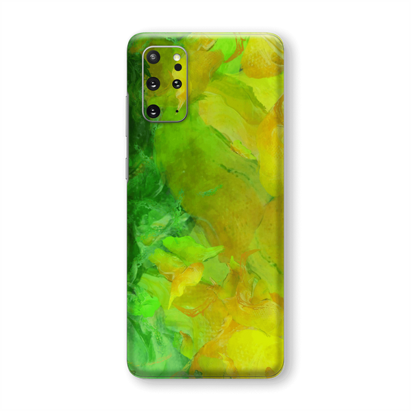 Samsung Galaxy S20+ PLUS Spring Sunrise Painting Skin, Wrap, Decal