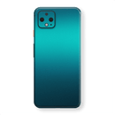 Google Pixel 4 XL Atomic Teal Metallic Gloss Finish Skin Wrap Sticker Decal Cover Protector by EasySkinz