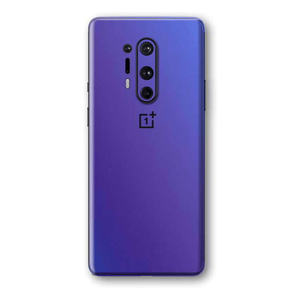 OnePlus 8 PRO Electric Flash Electric Wave Metallic Skin Wrap Sticker Decal Cover Protector by EasySkinz