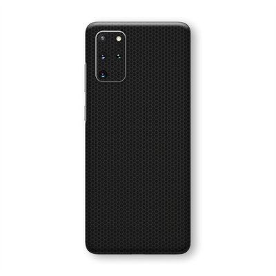 Samsung Galaxy S20+ PLUS Black Matrix Textured Skin Wrap Sticker Decal Cover Protector by EasySkinz