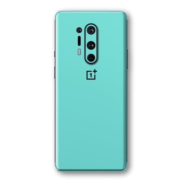 OnePlus 8 PRO MINT Matt Skin Wrap Sticker Decal Cover Protector by EasySkinz