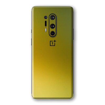 OnePlus 8 PRO Chameleon NEPHRITE-GOLD Skin Wrap Sticker Decal Cover Protector by EasySkinz