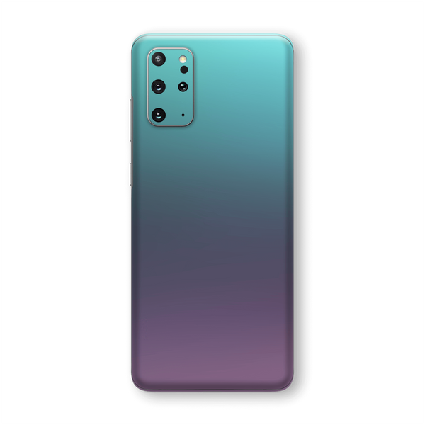 Samsung Galaxy S20+ PLUS Chameleon Turquoise Lavender Skin Wrap Sticker Decal Cover Protector by EasySkinz
