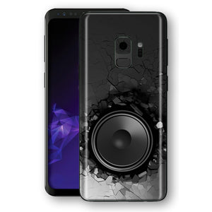 Samsung Galaxy S9 Signature SOUND Skin, Decal, Wrap, Protector, Cover by EasySkinz | EasySkinz.com