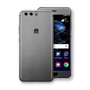 Huawei P10+ PLUS  Space Grey Matt Metallic Skin, Decal, Wrap, Protector, Cover by EasySkinz | EasySkinz.com