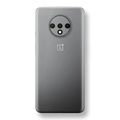 OnePlus 7T Space Grey Matt Metallic Skin, Decal, Wrap, Protector, Cover by EasySkinz | EasySkinz.com