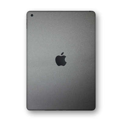 "iPad 10.2"" (8th Gen, 2020) Matt Matte SPACE GREY Skin Wrap Sticker Decal Cover Protector by EasySkinz"