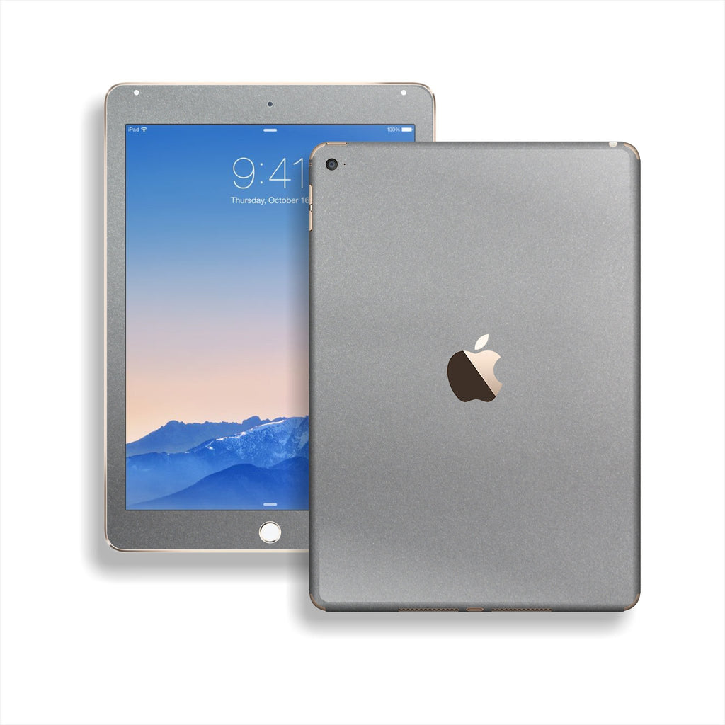 iPad Air 2 Space Grey Matt Matte Skin Wrap Sticker Decal Cover Protector by EasySkinz