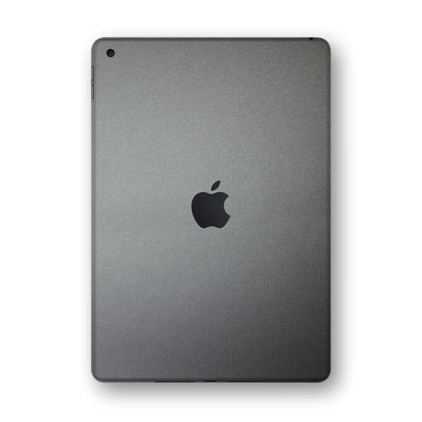 "iPad 10.2"" (7th Gen, 2019) Matt Matte SPACE GREY Skin Wrap Sticker Decal Cover Protector by EasySkinz"