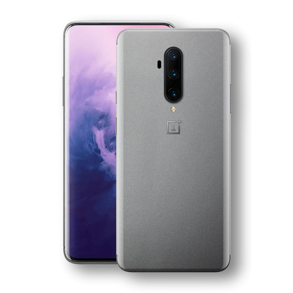 OnePlus 7T PRO Space Grey Matt Metallic Skin, Decal, Wrap, Protector, Cover by EasySkinz | EasySkinz.com