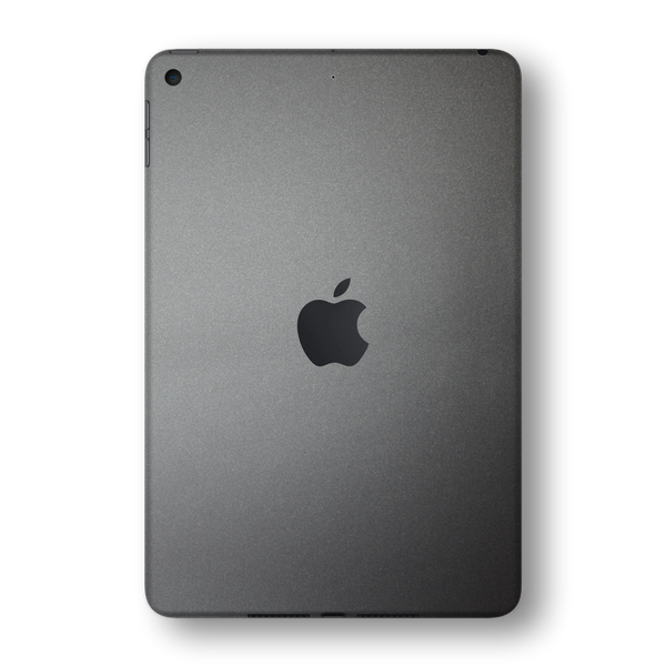 iPad MINI 5 (2019) Matt Matte SPACE GREY Skin Wrap Sticker Decal Cover Protector by EasySkinz