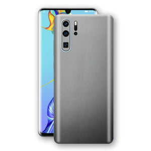 Huawei P30 PRO Space Grey Matt Metallic Skin, Decal, Wrap, Protector, Cover by EasySkinz | EasySkinz.com