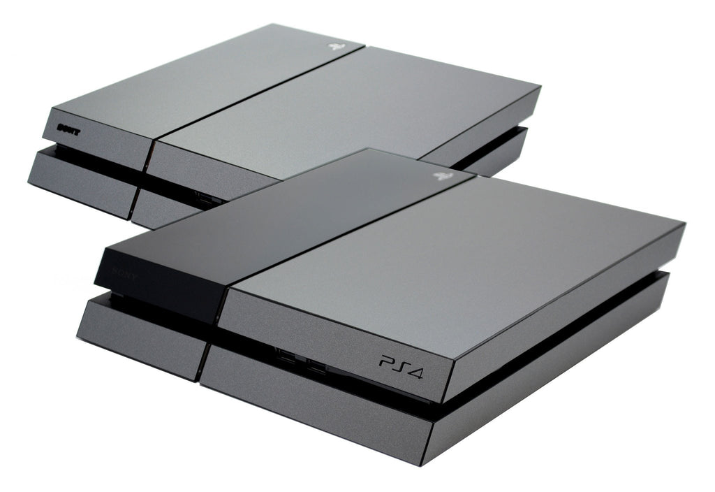 ps4 space grey skin