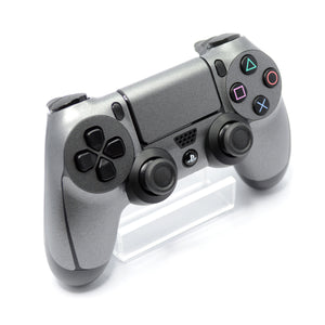 Playstation 4 (PS4) CONTROLLER Space Grey MATT Skin