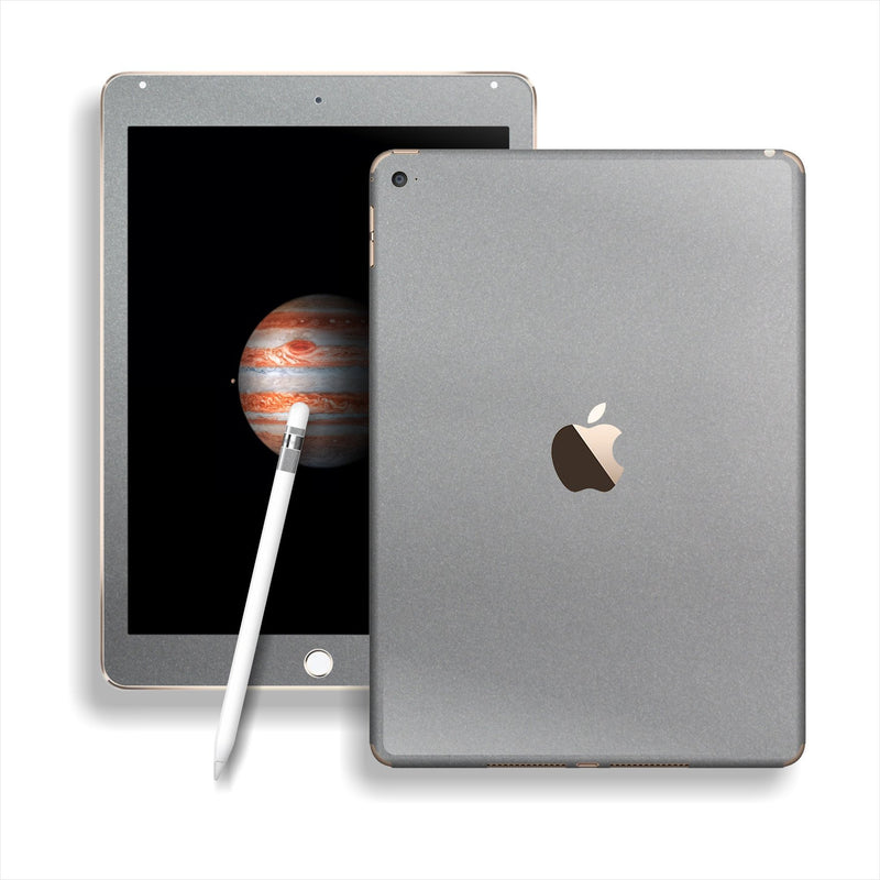 iPad PRO Matt Matte SPACE GREY Skin Wrap Sticker Decal Cover Protector by EasySkinz