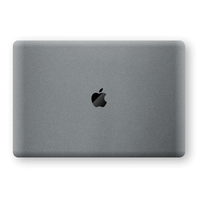 "MacBook PRO 16"" (2019) Space Grey Matt Metallic Skin, Decal, Wrap, Protector, Cover by EasySkinz 