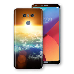 LG G6 Print Custom Signature Sunset Skin Wrap Decal by EasySkinz