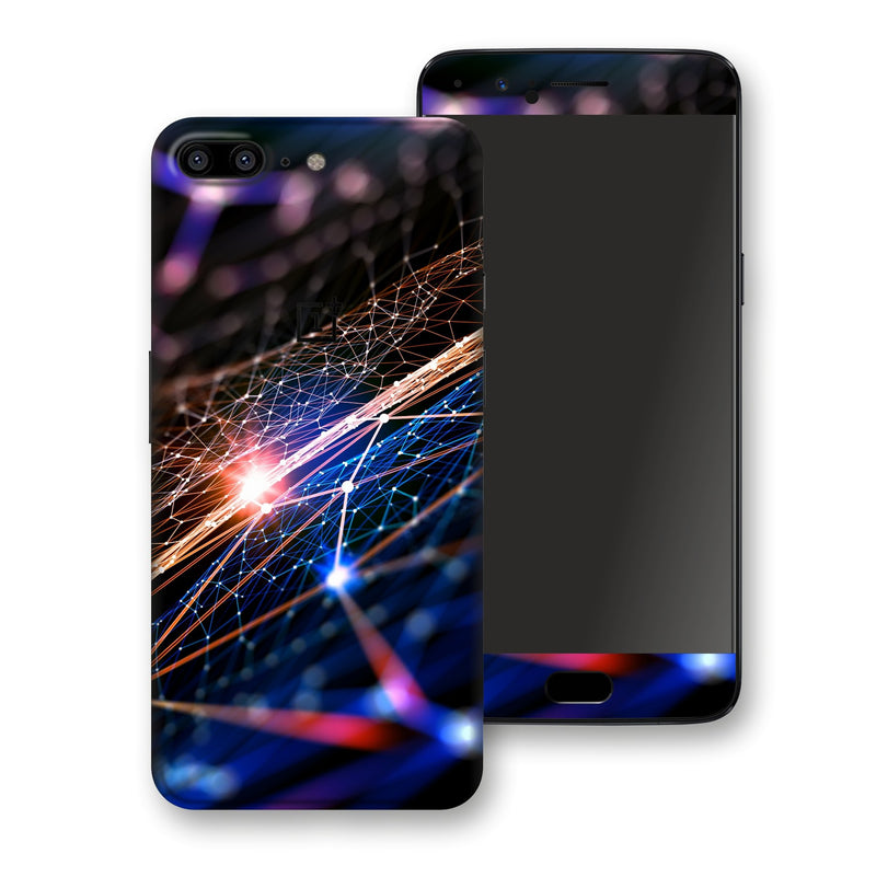 OnePlus 5 Hi-Tech Skin, Decal, Wrap, Protector, Cover by EasySkinz | EasySkinz.com