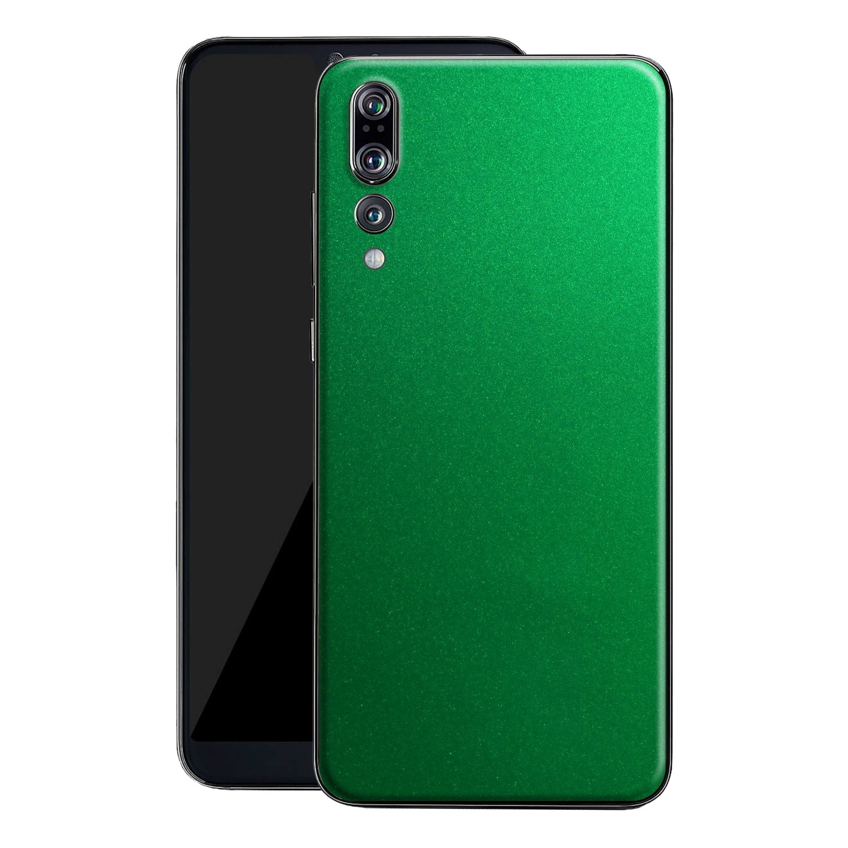 Huawei P20 PRO Viper Green Tuning Glossy Gloss Finish Skin, Decal, Wrap, Protector, Cover by EasySkinz | EasySkinz.com