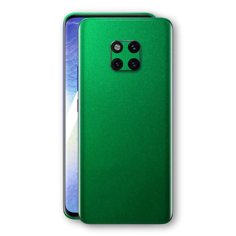 Huawei MATE 20 PRO Viper Green Tuning Metallic Skin, Decal, Wrap, Protector, Cover by EasySkinz | EasySkinz.com