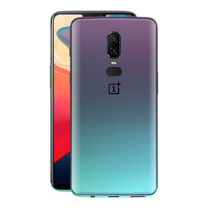 OnePlus 6 Chameleon Turquoise Lavender Skin Wrap Decal by EasySkinz