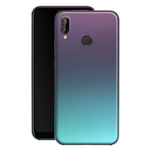 Huawei P20 LITE Chameleon Turquoise Lavender Colour-Changing Skin, Decal, Wrap, Protector, Cover by EasySkinz | EasySkinz.com