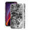 iPhone XS Print Custom Signature Abstract Grunge Skin Wrap Decal by EasySkinz