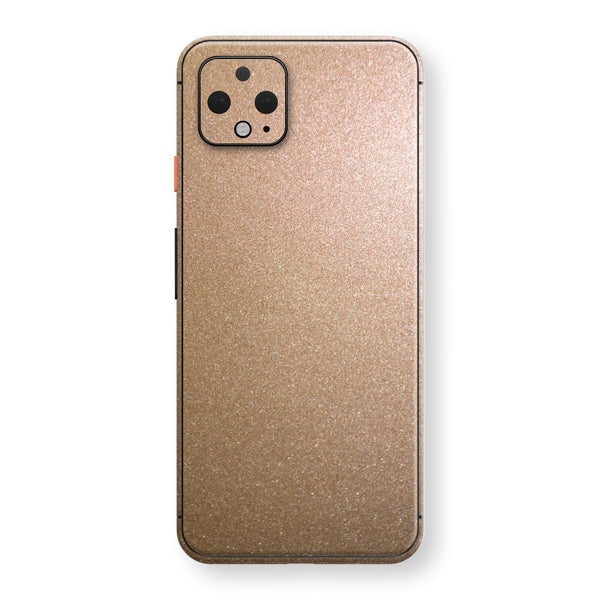 Google Pixel 4 Antique Bronze Metallic Skin, Decal, Wrap, Protector, Cover by EasySkinz | EasySkinz.com