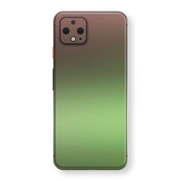 Google Pixel 4 Chameleon Avocado Skin Wrap Decal Cover by EasySkinz
