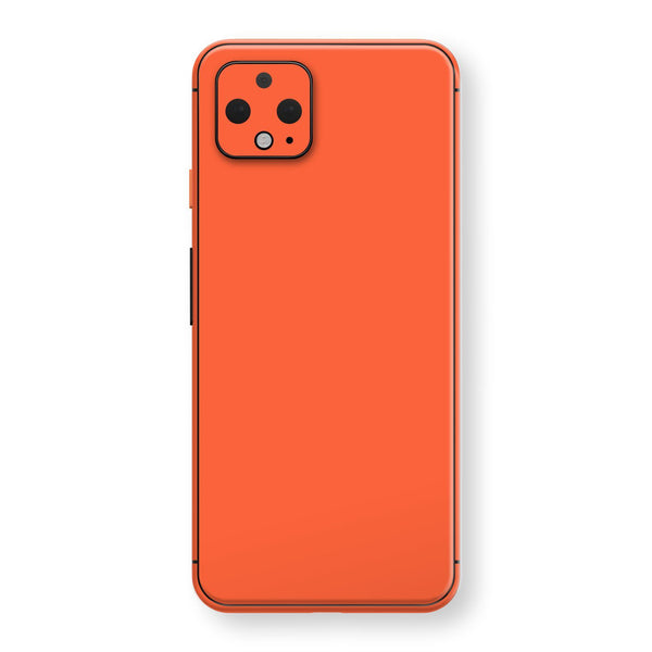 Google Pixel 4 Glossy CORAL Skin, Decal, Wrap, Protector, Cover by EasySkinz | EasySkinz.com
