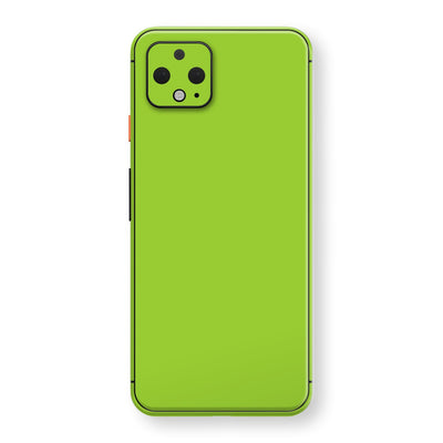Google Pixel 4 Green Matt Skin, Decal, Wrap, Protector, Cover by EasySkinz | EasySkinz.com
