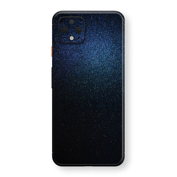 Google Pixel 4 Glossy Midnight Blue Metallic Skin, Decal, Wrap, Protector, Cover by EasySkinz | EasySkinz.com